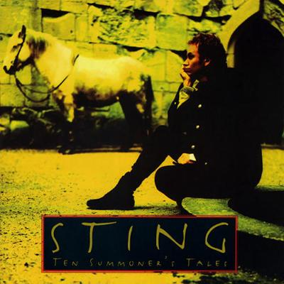Sting, Fields Of Gold, Piano, Vocal & Guitar (Right-Hand Melody)