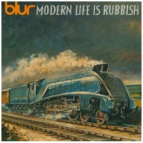 Blur, Oily Water, Piano, Vocal & Guitar (Right-Hand Melody)