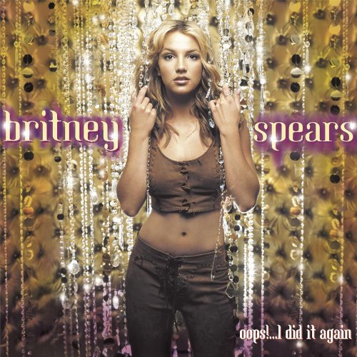Britney Spears, One Kiss From You, Piano, Vocal & Guitar