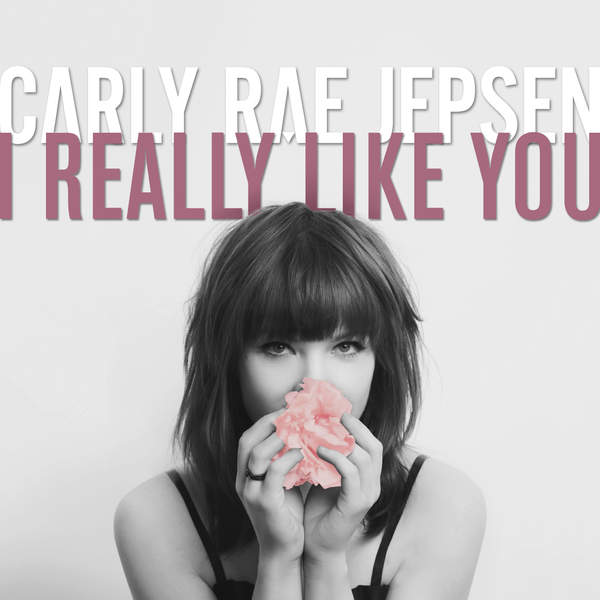 Carly Rae Jepsen, I Really Like You, Piano, Vocal & Guitar with Backing Track
