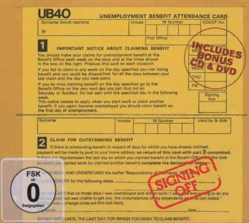 UB40, Food For Thought, Piano, Vocal & Guitar (Right-Hand Melody)