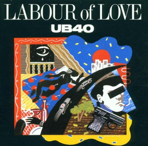 UB40, Red, Red Wine, Piano, Vocal & Guitar (Right-Hand Melody)