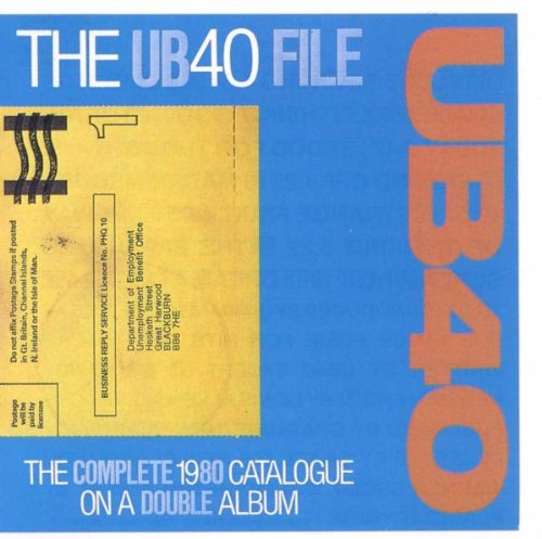 UB40, The Earth Dies Screaming, Piano, Vocal & Guitar (Right-Hand Melody)