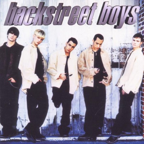 Backstreet Boys, Let's Have a Party, Piano, Vocal & Guitar