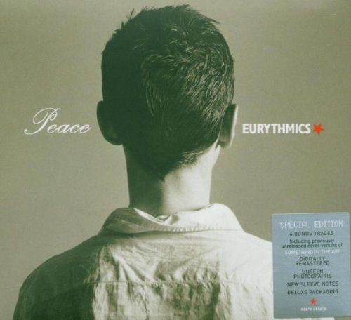 Eurythmics, Power To The Meek, Piano, Vocal & Guitar