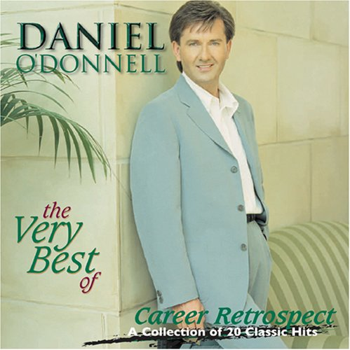 Daniel O'Donnell, Standing Room Only, Piano, Vocal & Guitar (Right-Hand Melody)