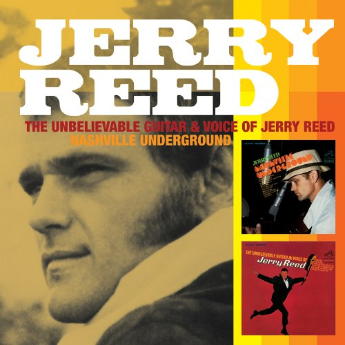Jerry Reed, Guitar Man, Guitar Tab