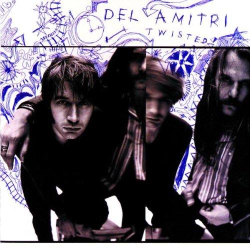 Del Amitri, Crashing Down, Piano, Vocal & Guitar (Right-Hand Melody)
