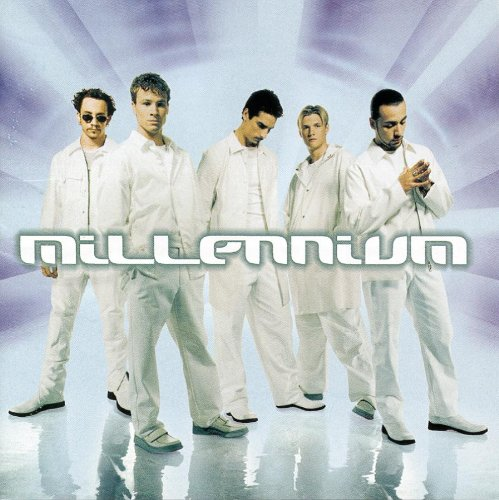 Backstreet Boys, Larger Than Life, Piano, Vocal & Guitar (Right-Hand Melody)