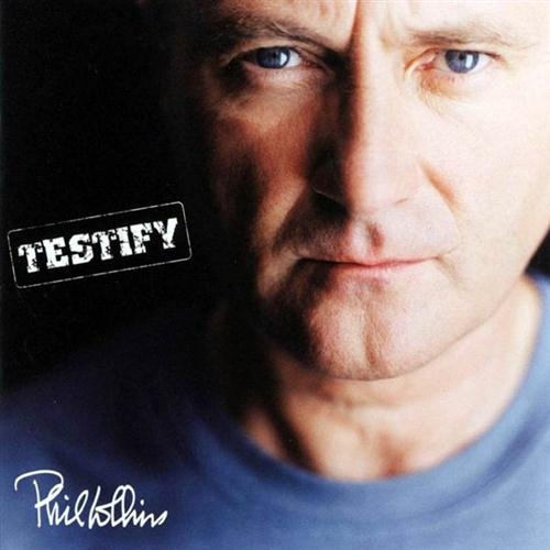 Phil Collins, True Colours, Piano, Vocal & Guitar