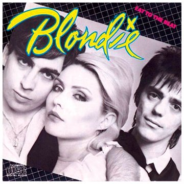 Blondie, Union City Blue, Piano, Vocal & Guitar (Right-Hand Melody)