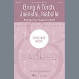 Download 17th Century French Provencal 'Bring A Torch, Jeannette, Isabella (arr. Shawn Kirchner)' Printable PDF 10-page score for Christmas / arranged SSA Choir SKU: 415708.