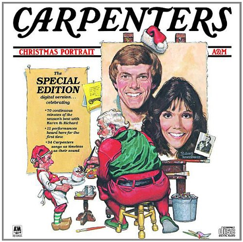 Carpenters, It Came Upon A Midnight Clear, Piano, Vocal & Guitar (Right-Hand Melody)