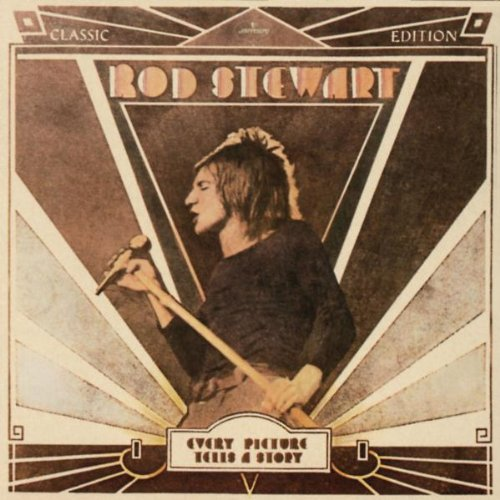 Rod Stewart, Maggie May, Piano, Vocal & Guitar (Right-Hand Melody)