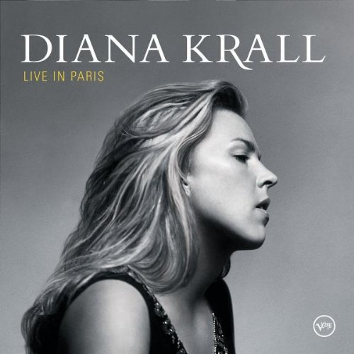 Diana Krall, East Of The Sun (And West Of The Moon), Piano, Vocal & Guitar (Right-Hand Melody)