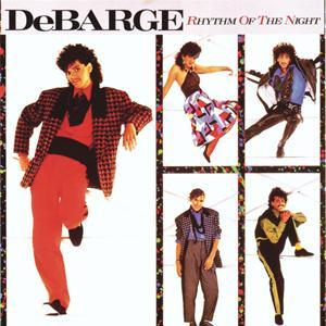 DeBarge, Rhythm Of The Night, Piano, Vocal & Guitar (Right-Hand Melody)