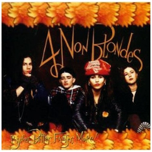 4 Non Blondes, What's Up, Piano, Vocal & Guitar (Right-Hand Melody)
