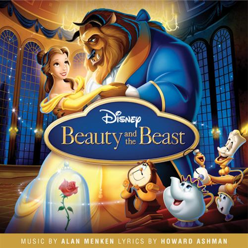 Alan Menken, Belle, Piano, Vocal & Guitar (Right-Hand Melody)