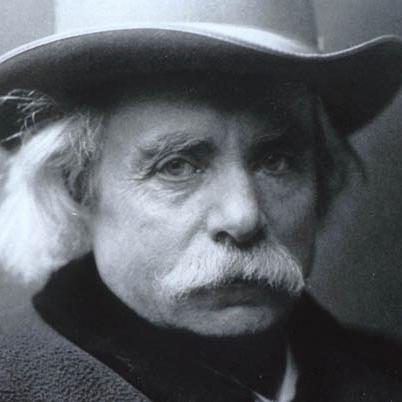 Edvard Grieg, Waltz In A Minor, Op. 12, No. 2, Piano