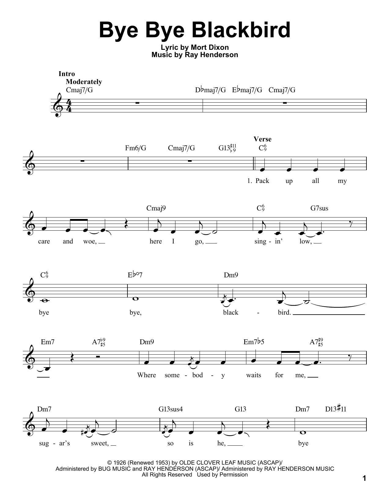 Blackbird Guitar Tutorial Topsimages
