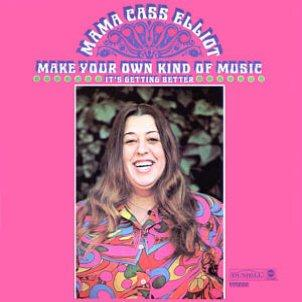 Mama Cass Elliot, Make Your Own Kind Of Music, Piano, Vocal & Guitar (Right-Hand Melody)