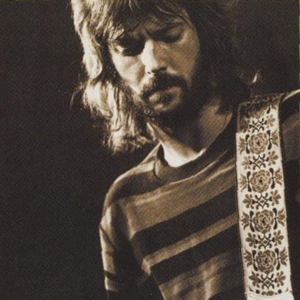 Eric Clapton, Mean Old World, Piano, Vocal & Guitar (Right-Hand Melody)