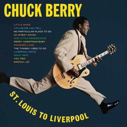 Chuck Berry, No Particular Place To Go, Piano, Vocal & Guitar (Right-Hand Melody)