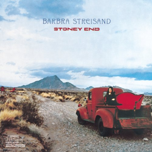 Barbra Streisand, Stoney End, Piano, Vocal & Guitar (Right-Hand Melody)