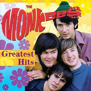 The Monkees, Theme from The Monkees (Hey, Hey We're The Monkees), Piano, Vocal & Guitar (Right-Hand Melody)