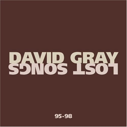 David Gray, Hold On, Piano, Vocal & Guitar