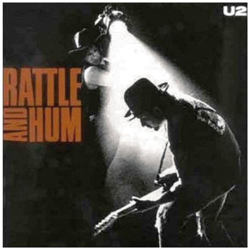 U2, Angel Of Harlem, Melody Line, Lyrics & Chords