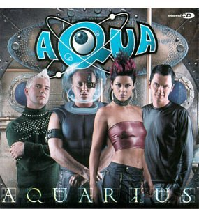 Aqua, Halloween, Piano, Vocal & Guitar