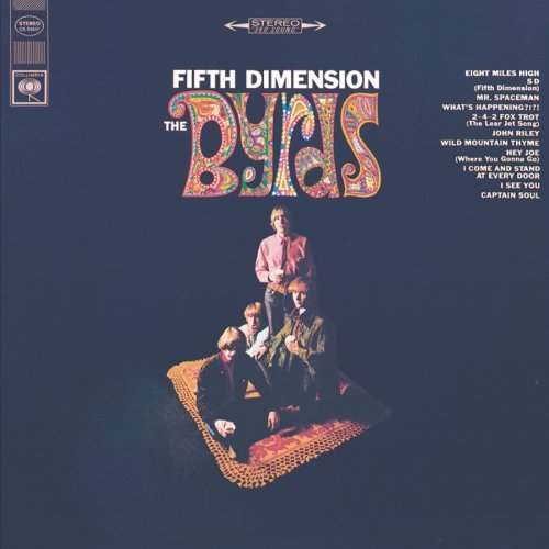 The Byrds, Eight Miles High, Piano, Vocal & Guitar