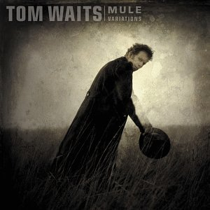 Tom Waits, Cold Water, Piano, Vocal & Guitar (Right-Hand Melody)