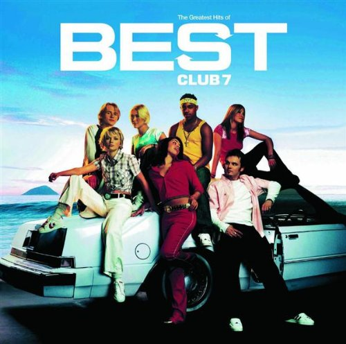 S Club 7, Bring It All Back, Piano, Vocal & Guitar