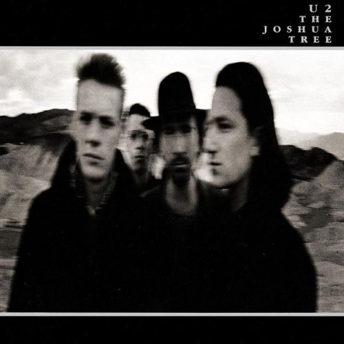 U2, Bullet The Blue Sky, Melody Line, Lyrics & Chords