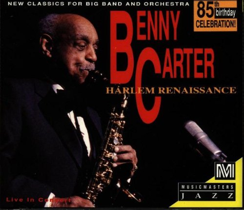 Benny Carter, Vine Street Rumble, Piano