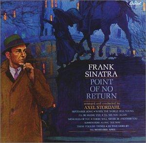 Frank Sinatra, I'll Remember April, Piano
