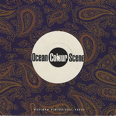 Ocean Colour Scene, Alibis, Piano, Vocal & Guitar (Right-Hand Melody)