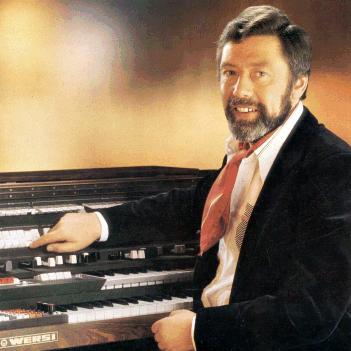 Klaus Wunderlich, Greensleeves, Piano
