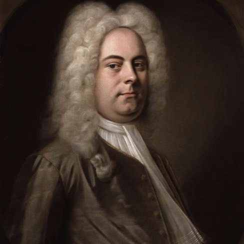George Frideric Handel, The Arrival Of The Queen Of Sheba (from Solomon), Piano