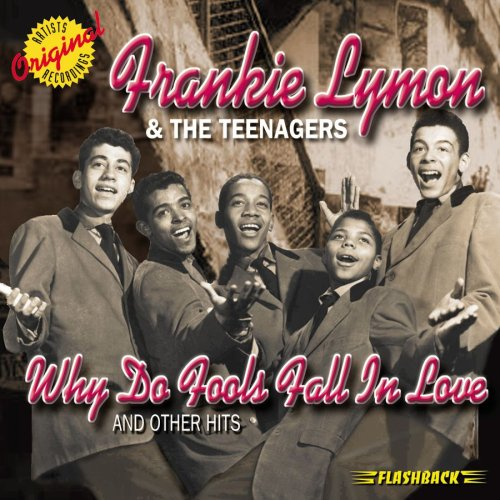 Frankie Lymon & The Teenagers, Why Do Fools Fall In Love, Piano, Vocal & Guitar (Right-Hand Melody)
