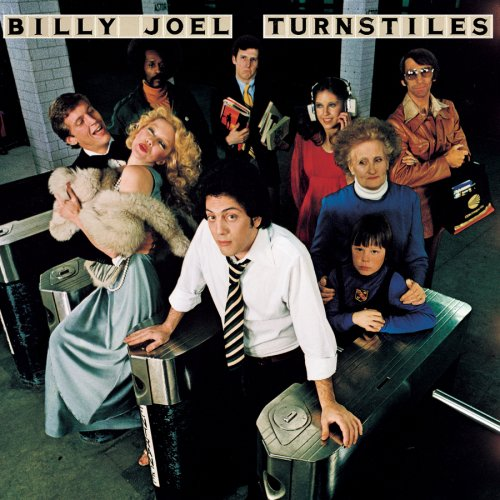 Billy Joel, New York State Of Mind, Piano, Vocal & Guitar (Right-Hand Melody)