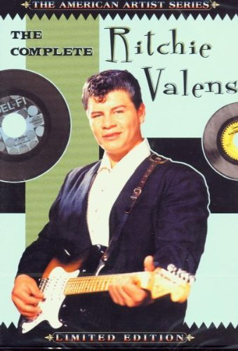 Ritchie Valens, La Bamba, Piano, Vocal & Guitar (Right-Hand Melody)