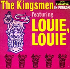 The Kingsmen, Louie, Louie, Piano