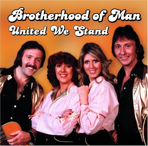 Brotherhood Of Man, United We Stand, Piano, Vocal & Guitar (Right-Hand Melody)