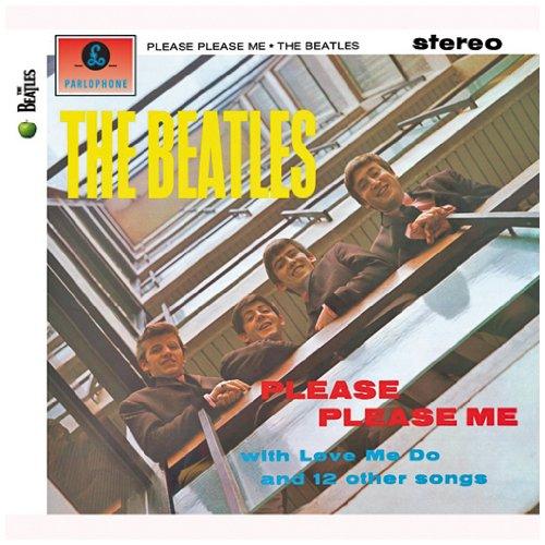 The Beatles, Please Please Me, Piano