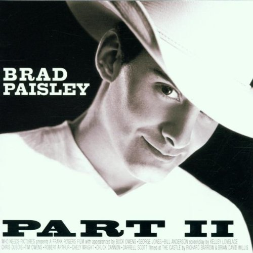 Brad Paisley, Wrapped Around, Piano, Vocal & Guitar (Right-Hand Melody)