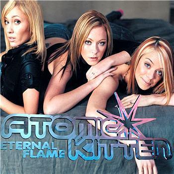 Atomic Kitten, Eternal Flame, Piano, Vocal & Guitar