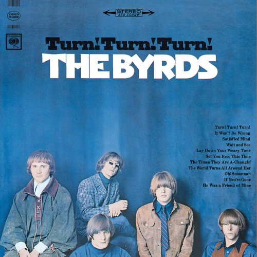 The Byrds, Turn! Turn! Turn! (To Everything There Is A Season), Piano, Vocal & Guitar (Right-Hand Melody)